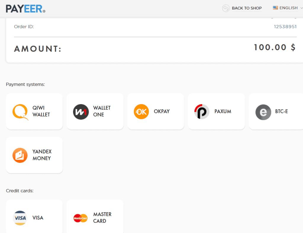 Payeer 10 1024x788 1024x788 - Hướng dẫn tạo tài khoản ví Payeer