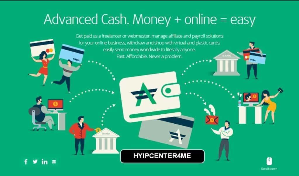 tao tai khoan advcash - Hướng dẫn đăng kí và rút tiền ví AdvCash