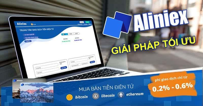 Aliniex la gi - Aliniex là gì ? Hướng dẫn mua bán tiền điện tử qua VNĐ trên sàn Aliniex tại Việt Nam