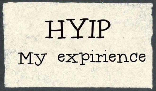 hyip la gi - Phần 3: 13 nguyên tắc cần ghi nhớ khi tham gia đầu tư HYIP