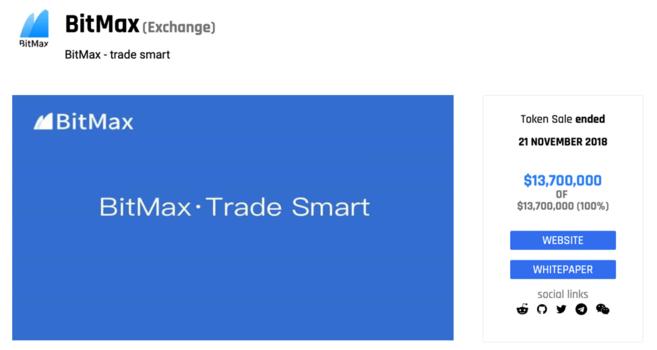 bitmax token f improf 657x425 - BitMax là gì? Hướng dẫn đăng kí và xác minh tài khoản sàn BitMax.io năm 2019
