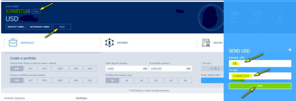 ag transfer 1024x352 - [SCAM] AlysDax Review: Dự án dài hạn lợi nhuận lên tới 30% mỗi tháng