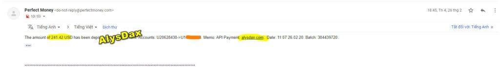 alysdax 2602 1024x137 - [SCAM] AlysDax Review: Dự án dài hạn lợi nhuận lên tới 30% mỗi tháng