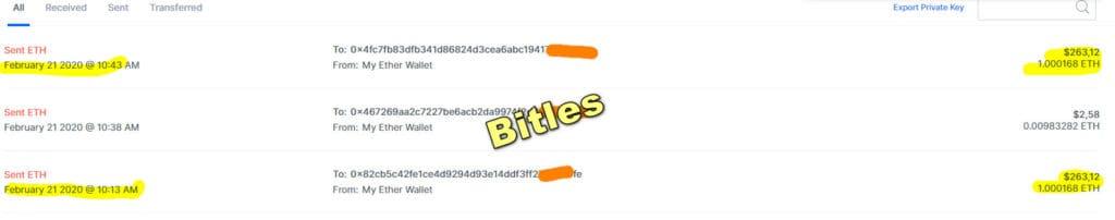 bit les payment proof 1024x202 - [STOP] Bitles Review: Dự án khủng 2020 với hệ sinh thái đầy đủ Bot AI, Token BTL, Giáo dục, Shop, trả thưởng hấp dẫn, lợi nhuận 30%/ tháng. Huyền thoại đã quay lại?
