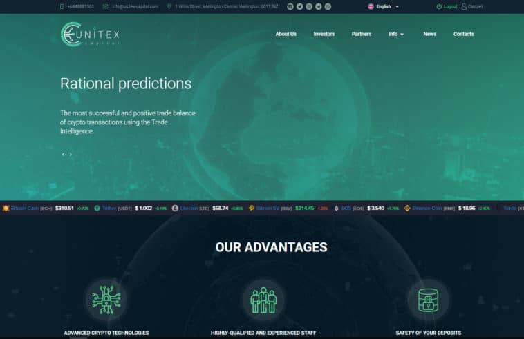 unitex capital hyip review