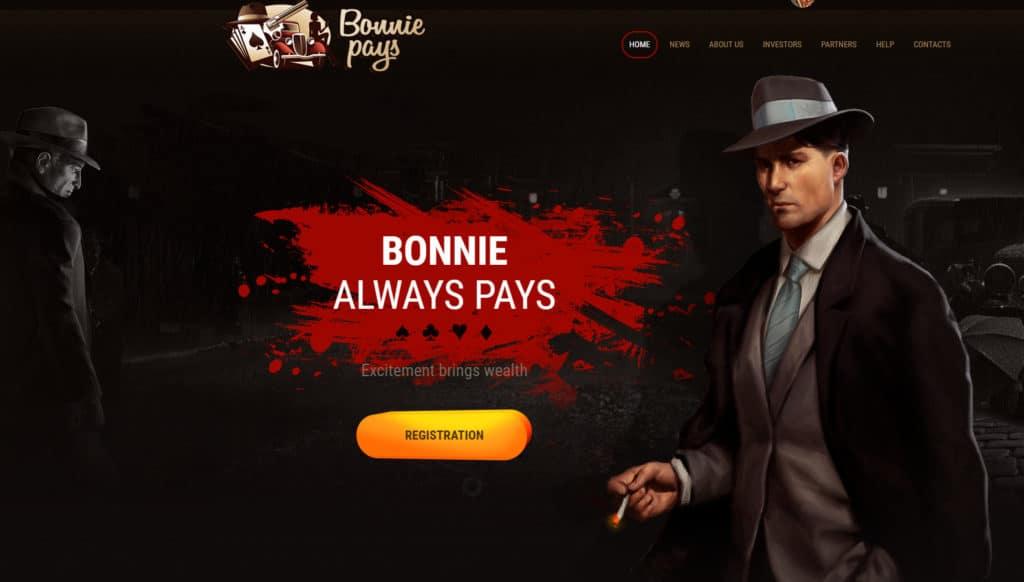 bonnie pays hyip 1024x582 - HC4M Club: Báo cáo HYIP tổng hợp tuần số W.25/20 từ ngày 15/06 đến 21/06/2020