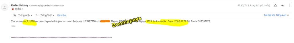 bonniepays 0206 1024x152 - [SCAM] Bonniepays Review - HYIP: Lợi nhuận 1%/ ngày trong 20 ngày làm việc!