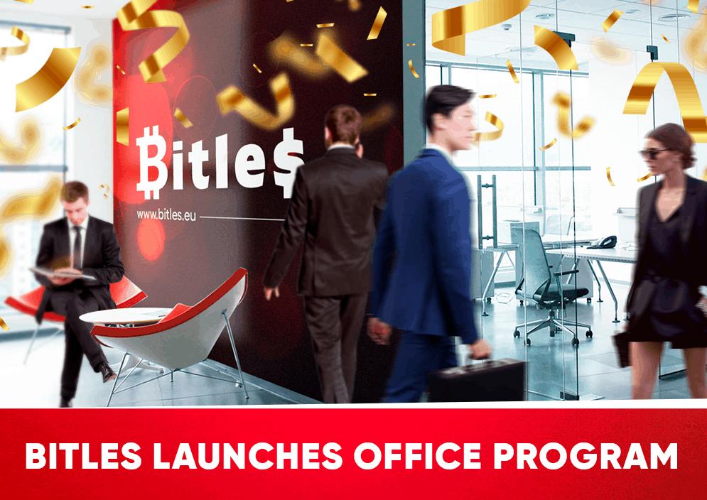 bitles office - Bitles News: Ra mắt chương trình văn phòng đại diện!