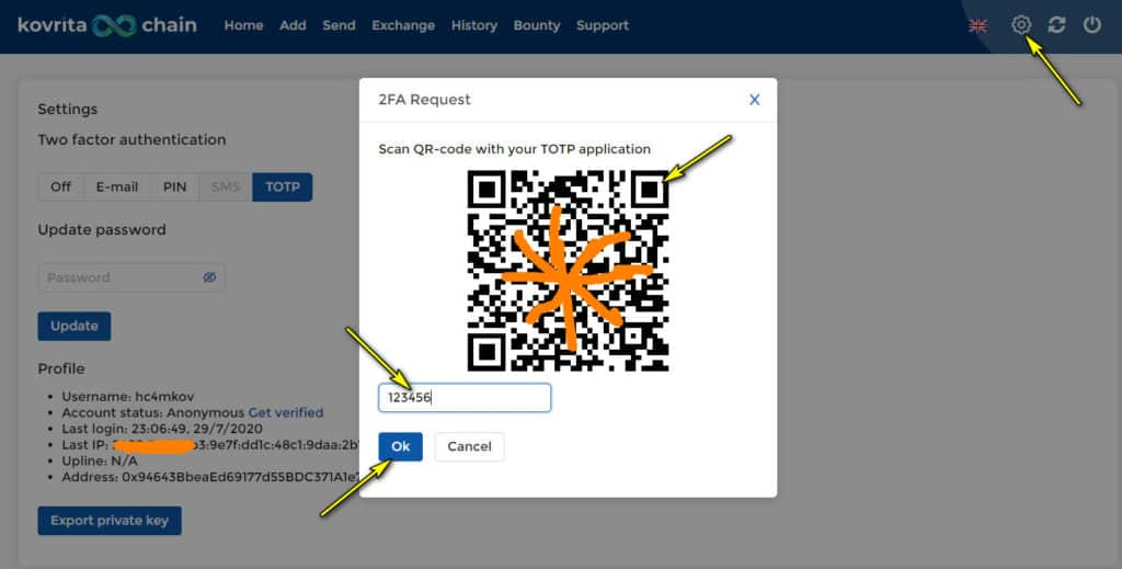 kovrita chain security 1024x519 - [SCAM] Kovrita: Dự án đến từ Quản trị viên huyền thoại, lãi trả theo giờ!