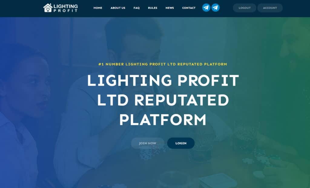 lighting profit review 1024x623 - HC4M Club: Báo cáo HYIP tổng hợp tuần số W.42/20 từ ngày 12/10 đến 18/10/2020