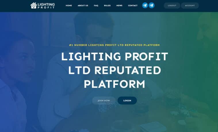 lighting profit review