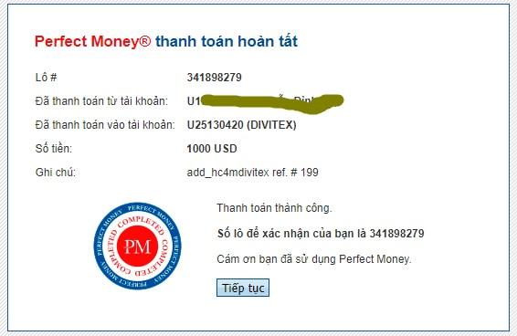 divitex club payment proof - [SCAM - DỪNG ĐẦU TƯ] Moreon là gì? Đầu tư dài hạn cùng Moreon.io, lợi nhuận lên tới 2.5%/ngày!