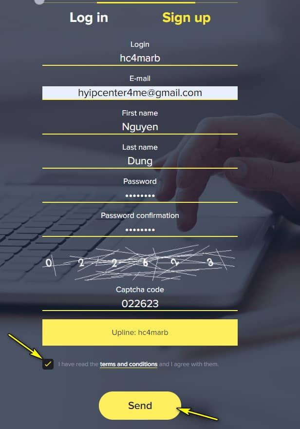 crypto arb register account - [SCAM - DỪNG ĐẦU TƯ] Crypto-ARB: Lợi nhuận từ 1.21% mỗi ngày. Cho rút vốn sớm sau 10 ngày!