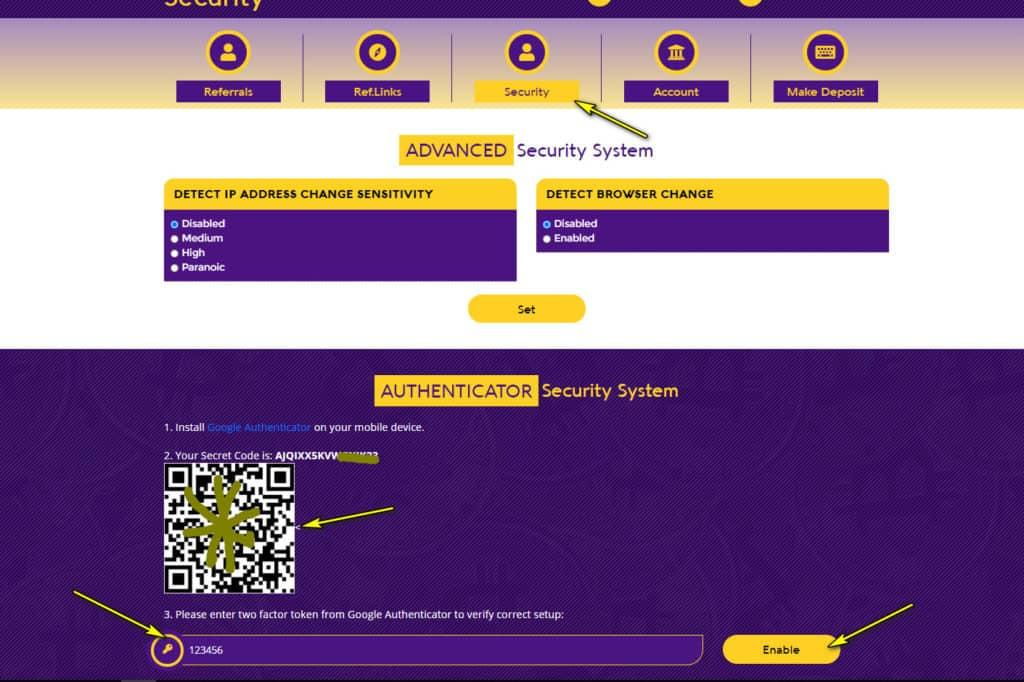 vaysor security 1024x682 - [SCAM - DỪNG ĐẦU TƯ] Vaysor Review - HYIP: Lợi nhuận 3.5% mỗi ngày, nhận mãi mãi!