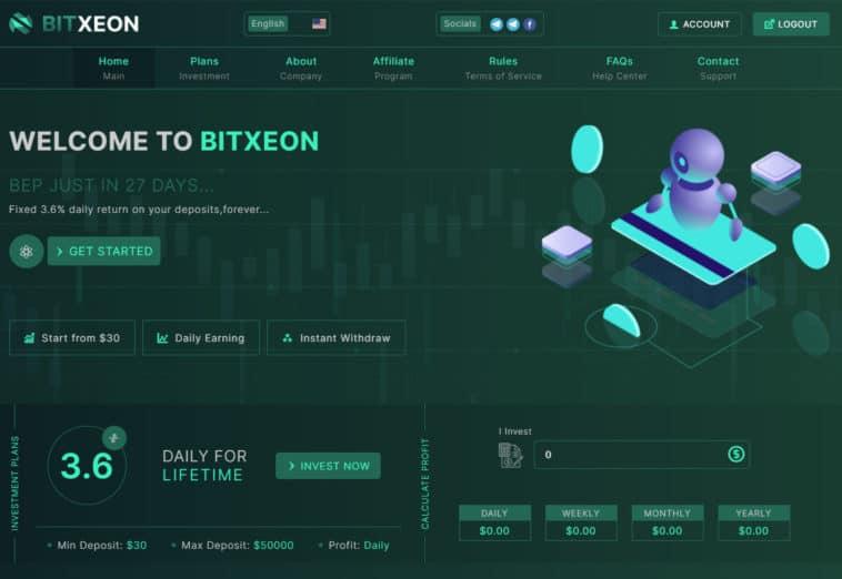 bitxeon review