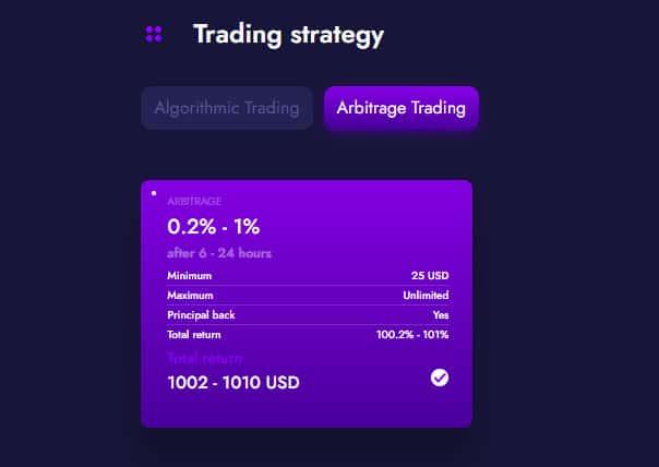pantera investment plans  - [SCAM - DỪNG ĐẦU TƯ] Pantera AI: Lợi nhuận lên tới 3.6%/ ngày, thanh toán tức thì