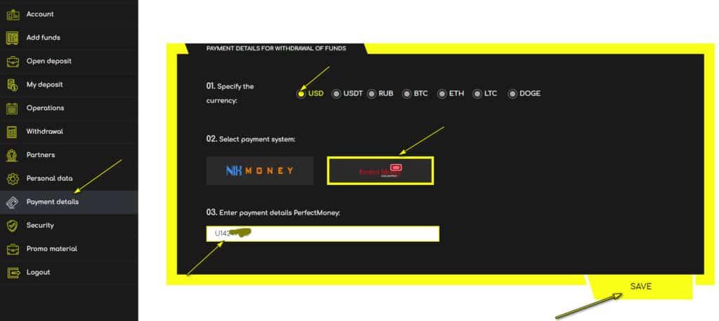 xhour ad wallet 1024x458 - [SCAM - DỪNG ĐẦU TƯ] XHour: Lợi nhuận 3% hàng ngày trong 5 ngày!
