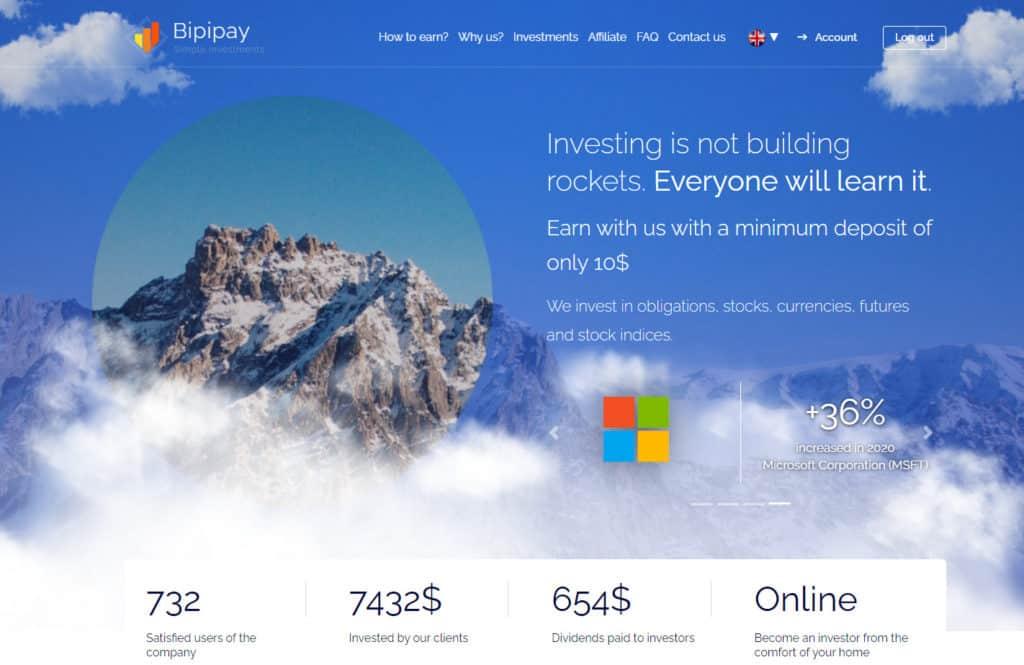 bipipay review 1024x665 - HC4M Club: Báo cáo HYIP tổng hợp tuần số W.15/21 từ ngày 05/04 - 11/04/2021