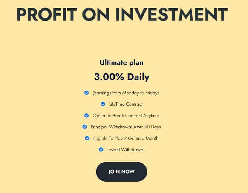 optozor investment plans - [SCAM - DỪNG ĐẦU TƯ] Optozor: Lợi nhuận 3%/ngày - mãi mãi. Hoàn trả 2% tiền gửi + bảo hiểm 1,500$