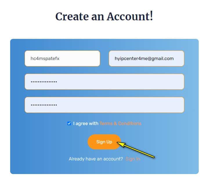 spate fx open an account - [SCAM - DỪNG ĐẦU TƯ] Spate FX: Dự án đầu tư hấp dẫn, lợi nhuận từ 1.5%/ngày