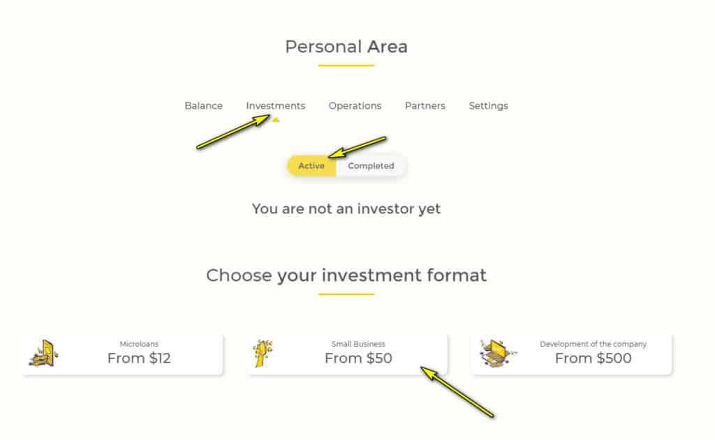 stoqman deposit 1024x631 - Stoqman: Dự án cho vay P2P, lợi nhuận lên tới 1.9%/ngày