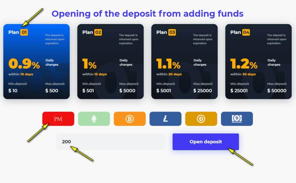 sullivan holding deposit 1024x635 - [SCAM - DỪNG ĐẦU TƯ] Sullivan Holding LLC: dự án đầu tư hấp dẫn, lợi nhuận lên tới 30%/ tháng!