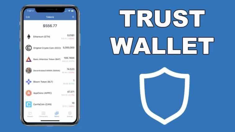 trust wallet la gi