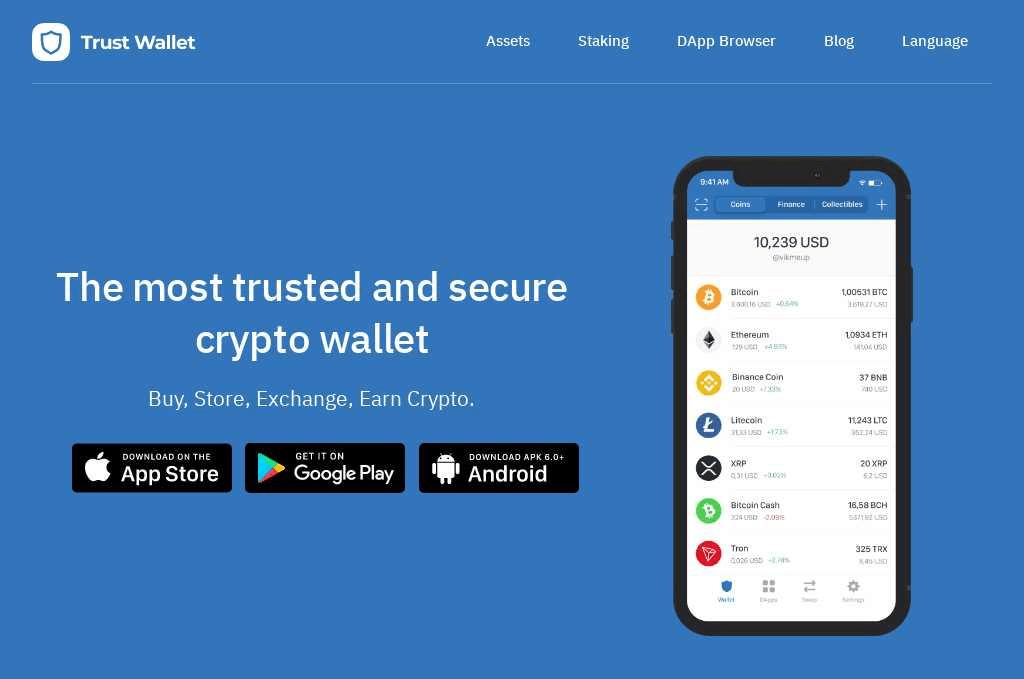 vi trust la gi - Trust Wallet là gì? Hướng dẫn đăng kí và sử dụng ví Trust Wallet