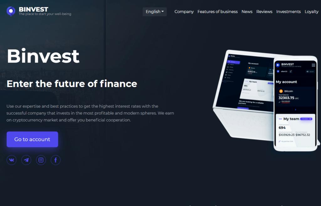 binvest review 1024x656 - [NGỪNG PHÁT TRIỂN] BInvest: Lợi nhuận lên tới 3.5%/ ngày trong 1 năm!