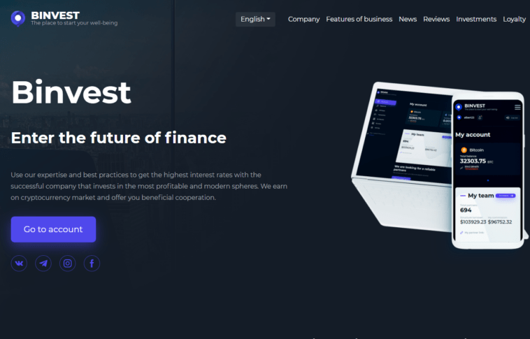 binvest review