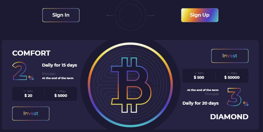 bitlegion investment plans - [SCAM - DỪNG ĐẦU TƯ] Bitlegion.io: Lợi nhuận 2% mỗi ngày trong 15 ngày, hoàn gốc cuối chu kì