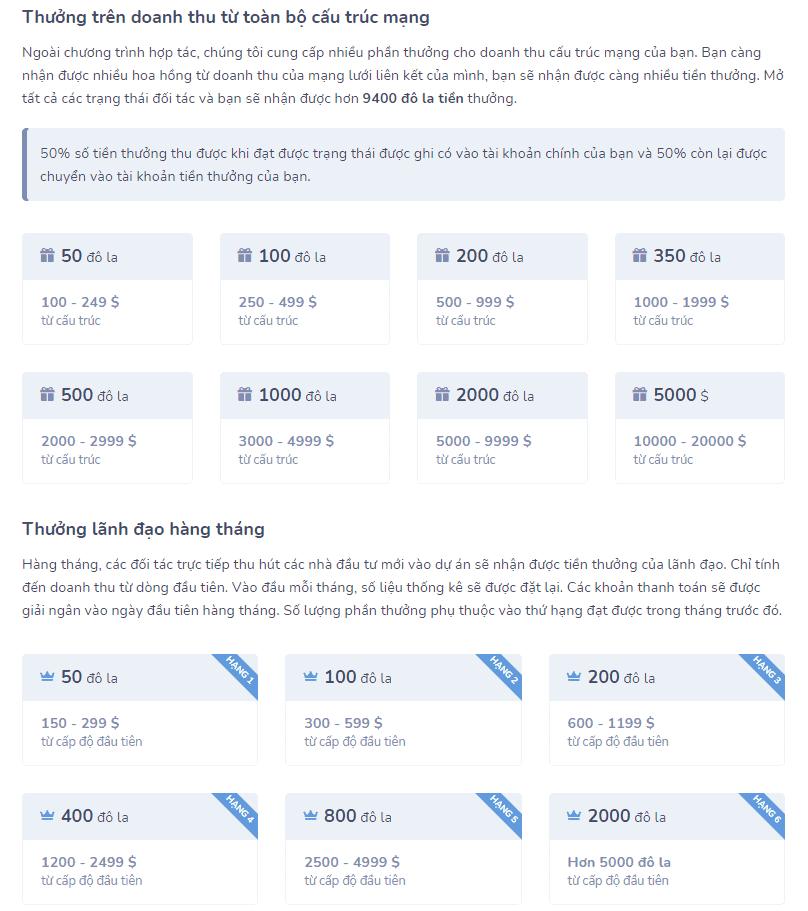 evercont affiliate - [SCAM - DỪNG ĐẦU TƯ] Evercont: Dự án đầu tư hấp dẫn, lợi nhuận lên tới 3.1%/ ngày!