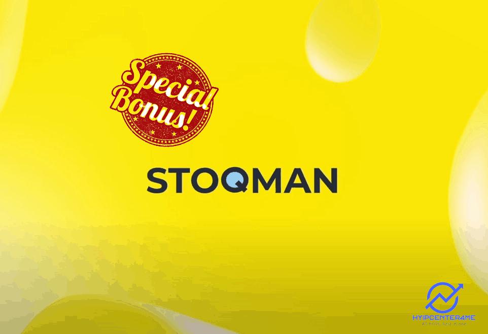 stoqman bonus - Stoqman News: Sự kiện đặc biệt hoàn trả lên tới 5% tiền gửi tại Stoqman từ HC4M Club