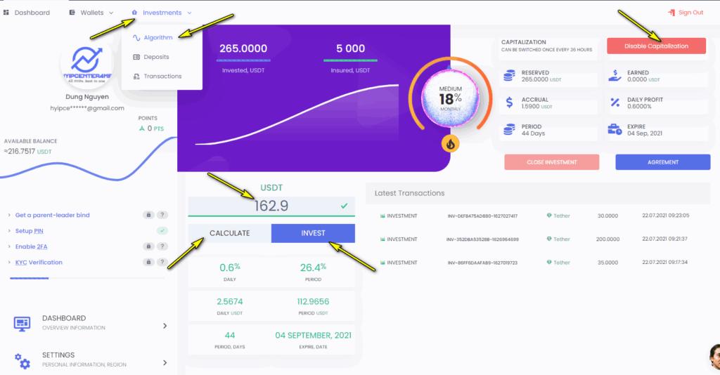 anola deposit 2 1024x534 - ANOLA là gì? Hướng dẫn kiếm lời lên tới 30%/ tháng cùng Anola.io!
