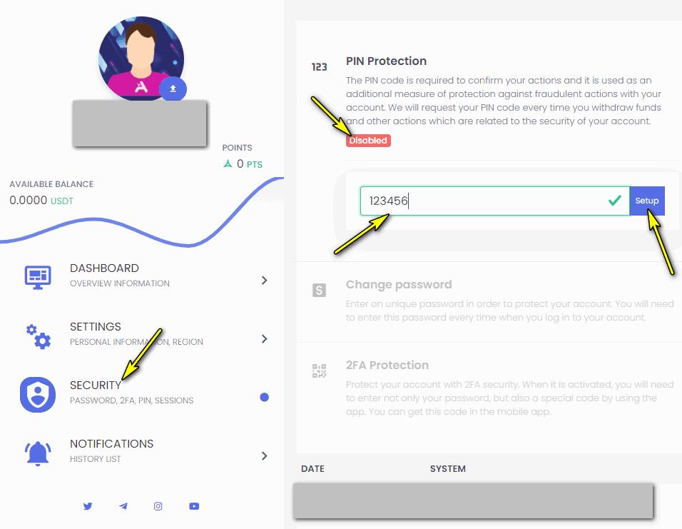 anola security 1 - ANOLA là gì? Hướng dẫn kiếm lời lên tới 30%/ tháng cùng Anola.io!