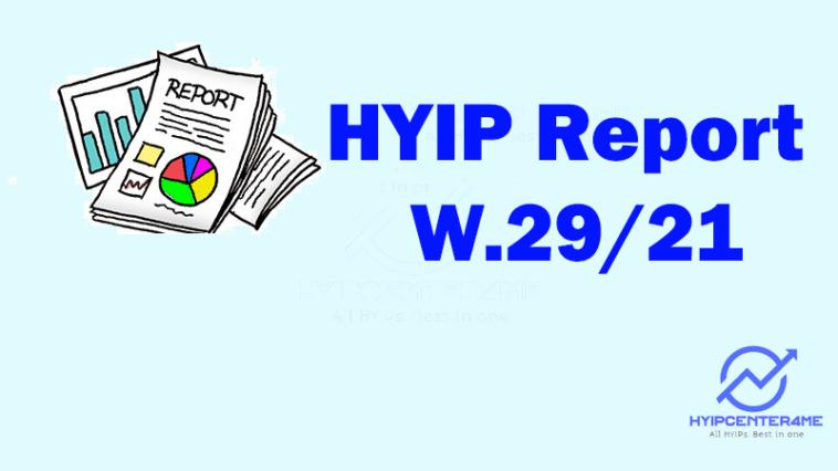 hyip report w2921