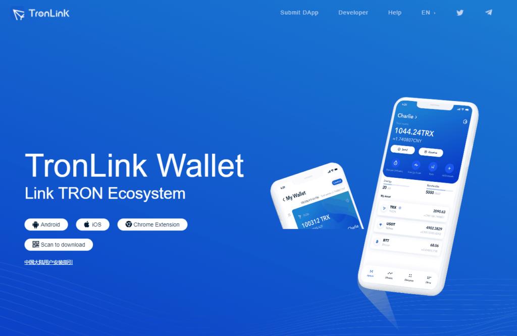 tronlink wallet la gi 1024x665 - TronLink là gì? Hướng dẫn tạo tài khoản và sử dụng ví TronLink an toàn