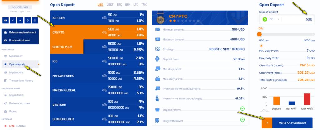 attiora dau tu 1024x417 - [NGỪNG PHÁT TRIỂN] Attiora: Dự án đầu tư từ Australia, lợi nhuận lên tới 3%/ ngày. SCAM or LEGIT?