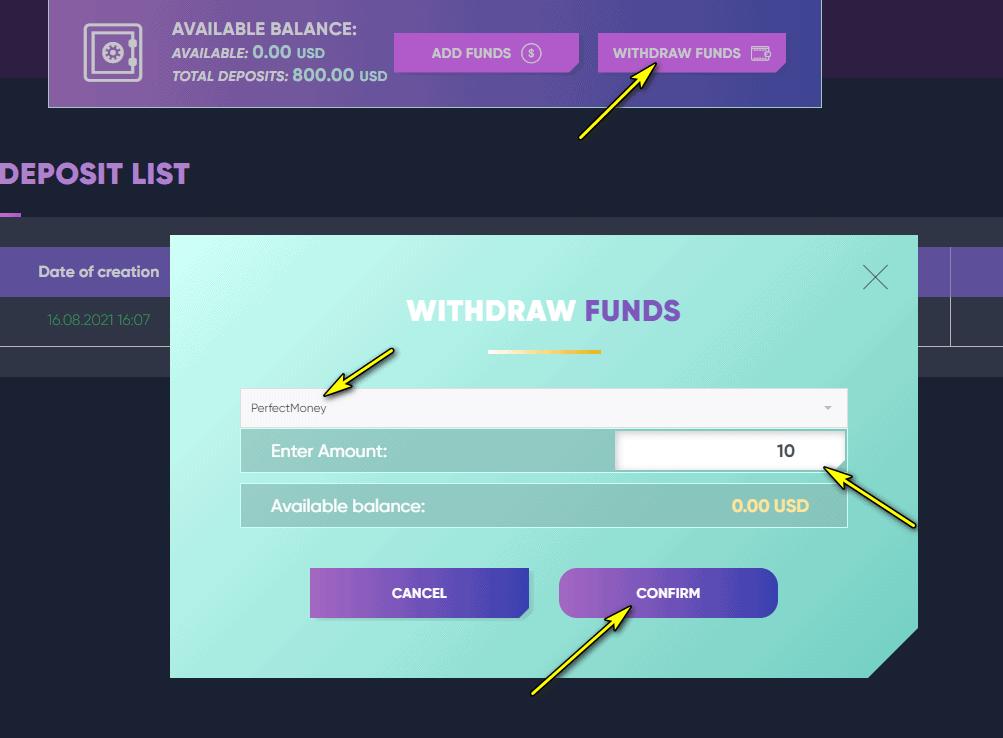 wego trade withdraw - [SCAM - DỪNG ĐẦU TƯ] Wego Trade: Dự án đầu tư thông minh, nhận tiền mỗi giờ. Bảo hiểm 2,000$!