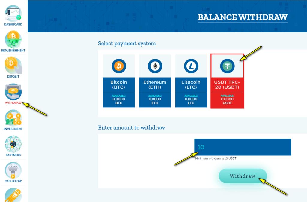 mido finance rut tien 1024x672 - Mido Finance là gì? Có nên tham gia đầu tư vào Mido-finance.com?